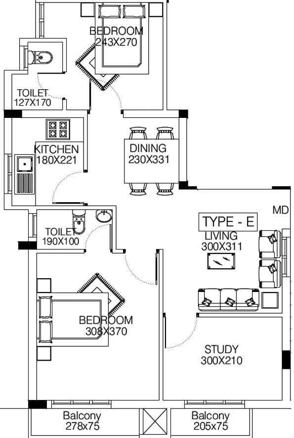 mys grace apartments in edappally  kochi