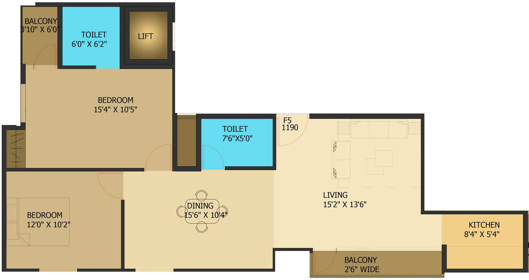 Surath suraj residency in bommanahalli bangalore price for X2 residency floor plan