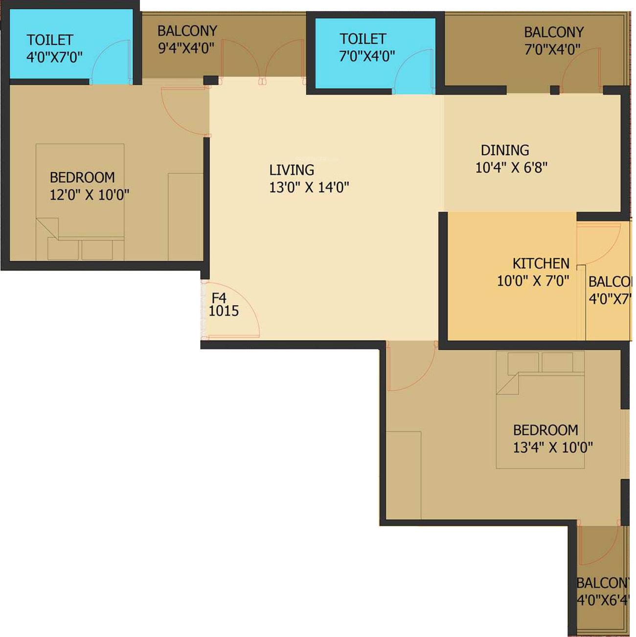 surath suraj residency in bommanahalli bangalore price On x2 residency floor plan