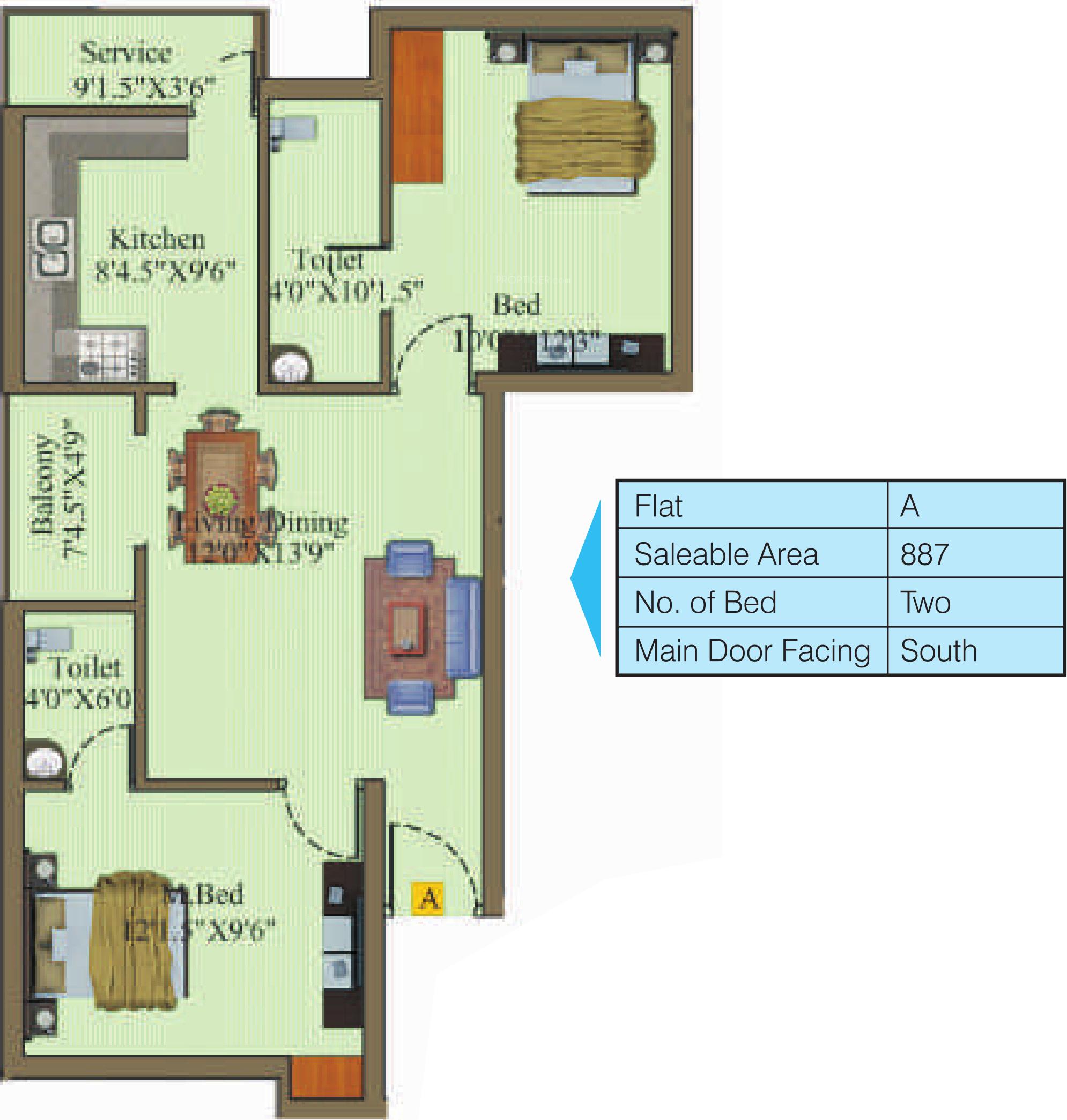 Sri atreya apartments in vadavalli coimbatore price for 12th floor apartments odessa