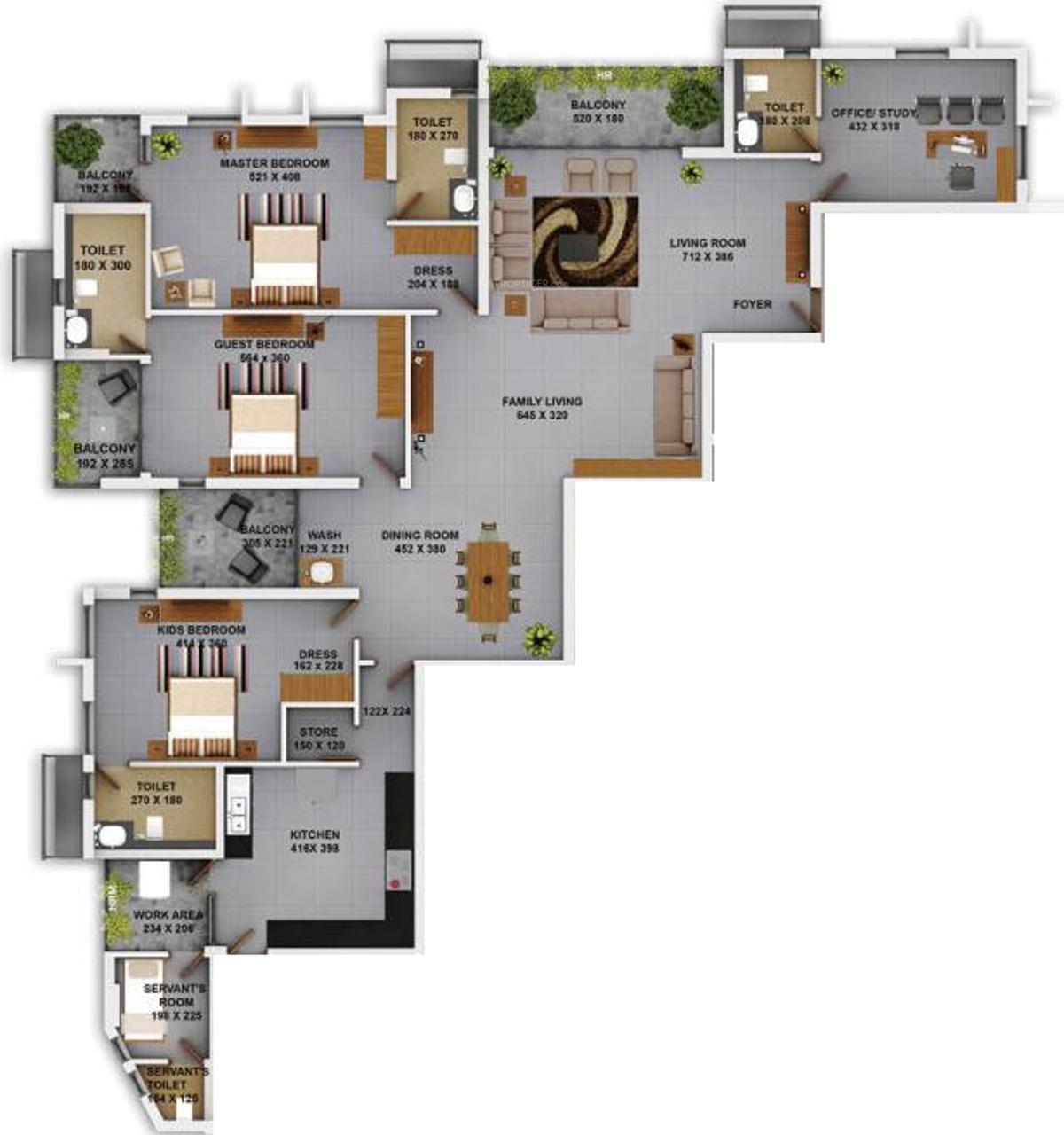 Noel define in kaloor kochi price location map floor for Define floor