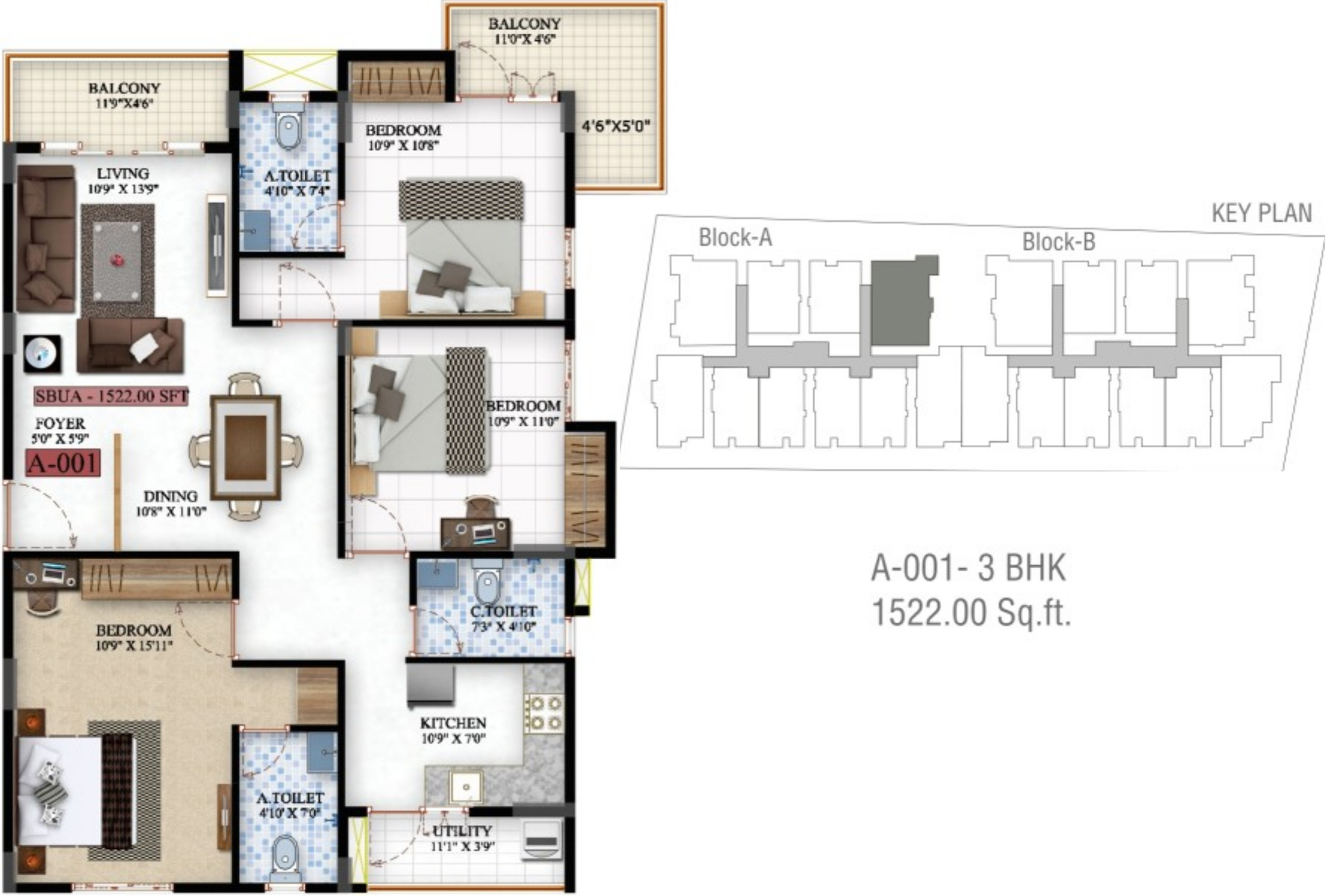 Saibya sterling in hsr layout bangalore price location for Sterling plan