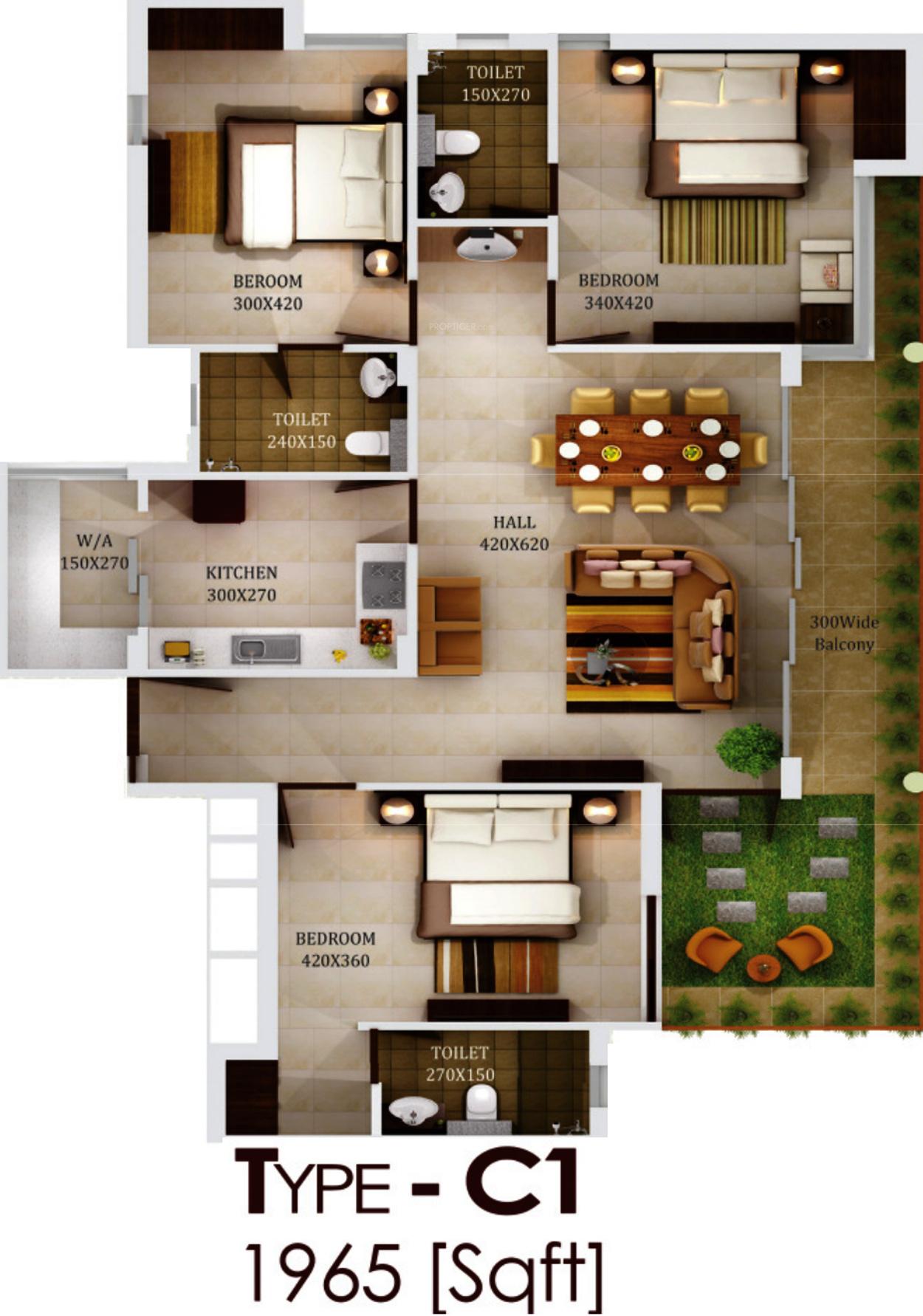 AMV Silver Shores Apartments in Maradu Kochi Price Location