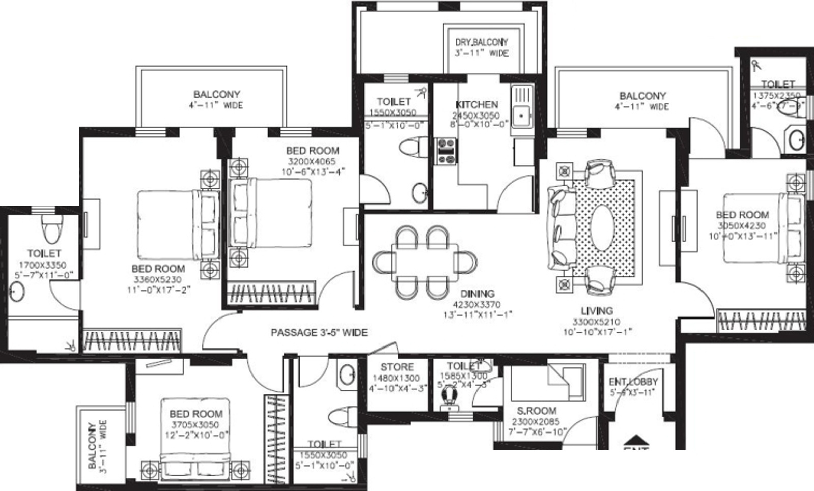 Dlf New Town Heights In Sector 86 Gurgaon Price Location Map Floor Plan Reviews Proptiger Com