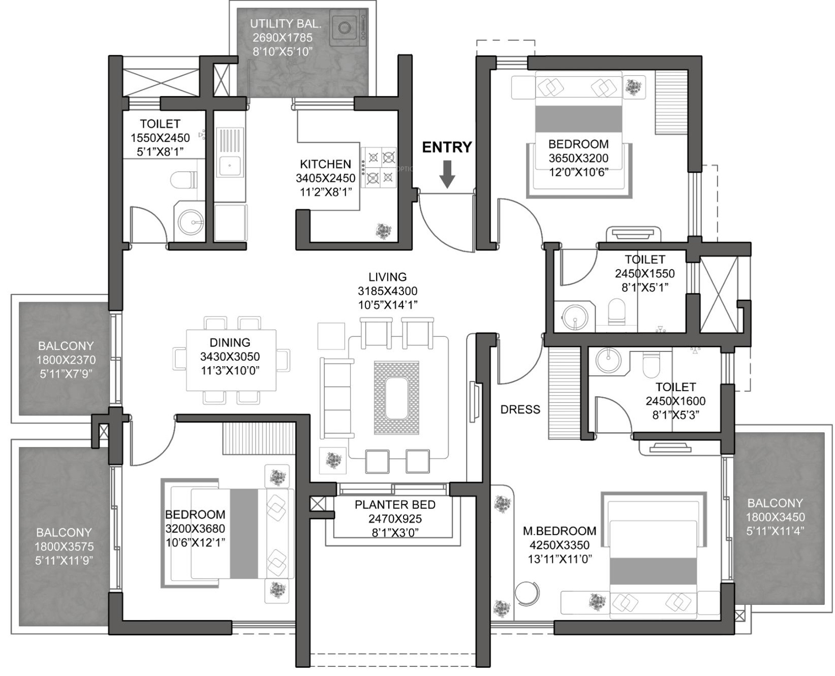 Signature home floor plans all pictures top for 100 floors floor 26