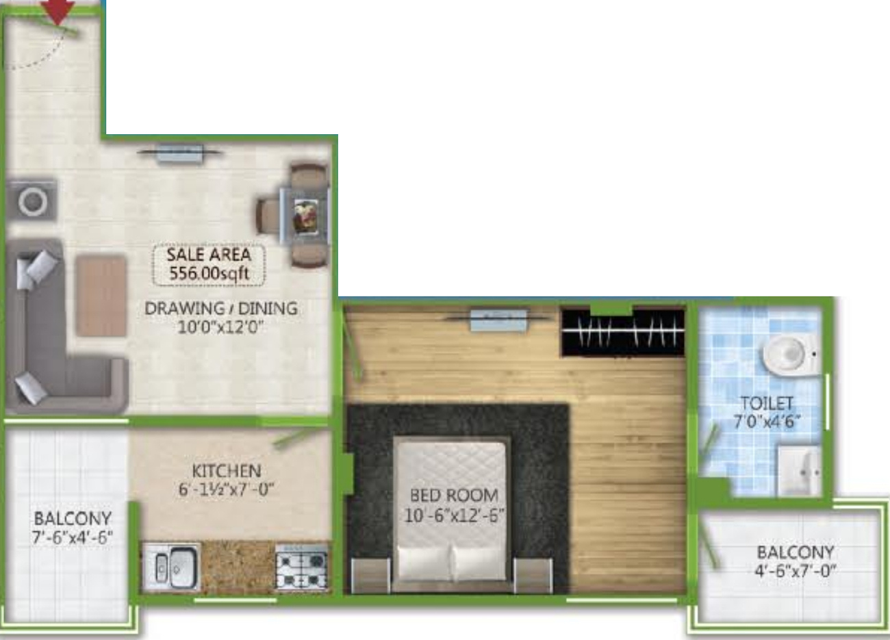 Pearl windsor homes in sitapura jaipur price location for Windsor homes floor plans