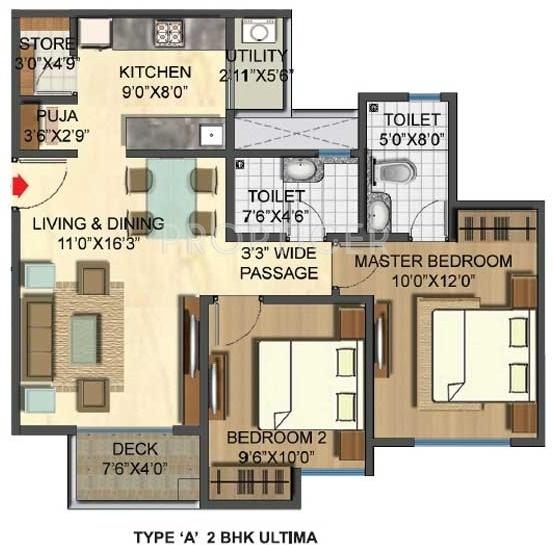 Lodha Casa Rio In Dombivali Mumbai Price Location Map