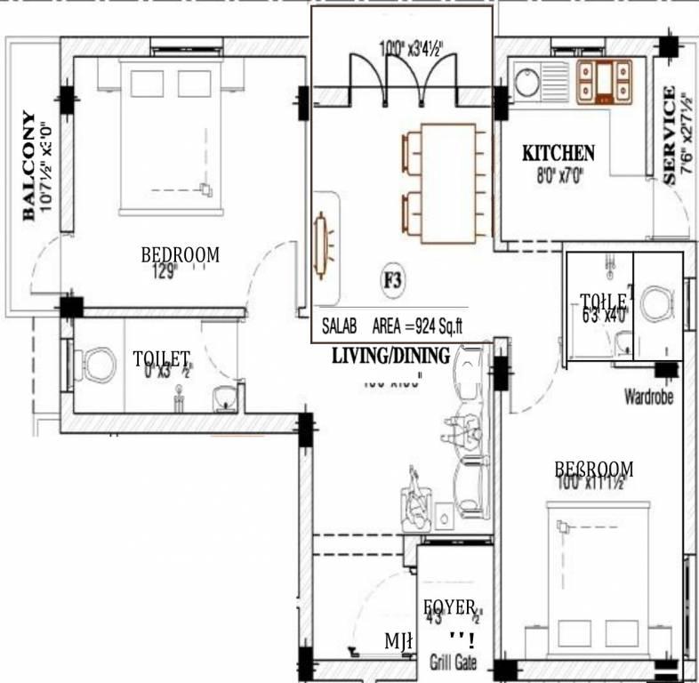 magam floor plan floor plan 890888