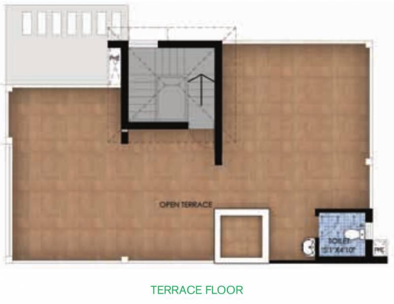 TVS Emerald GreenAcres Villas (3BHK+4T (2,295 sq ft) + Pooja Room 2295 sq ft)