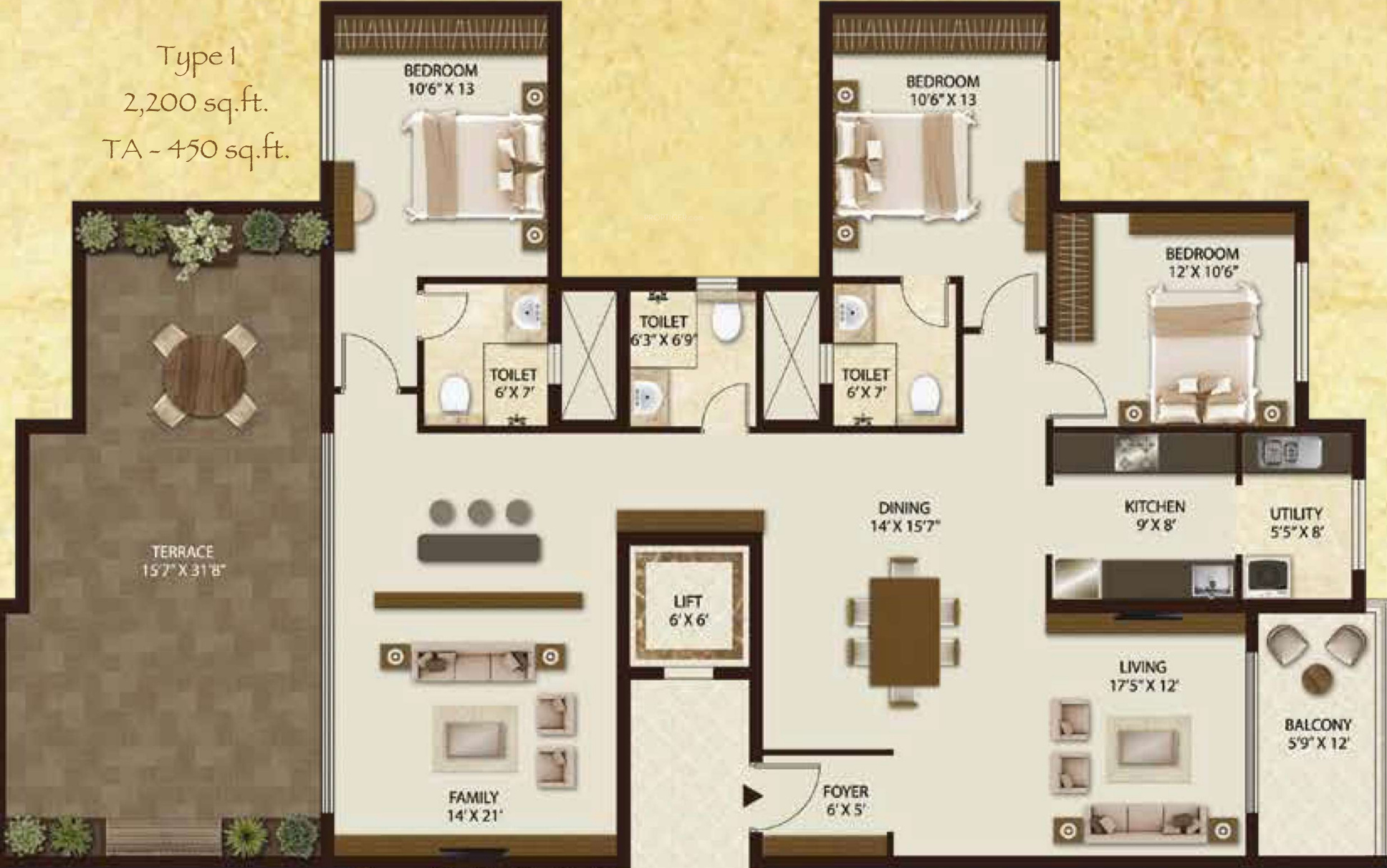 Legacy salvador in yelahanka bangalore price location for Kitchen 6 yelahanka