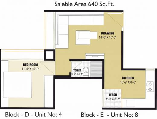 640 sq ft 1 bhk 1t apartment for sale in savvy for 640 sq ft