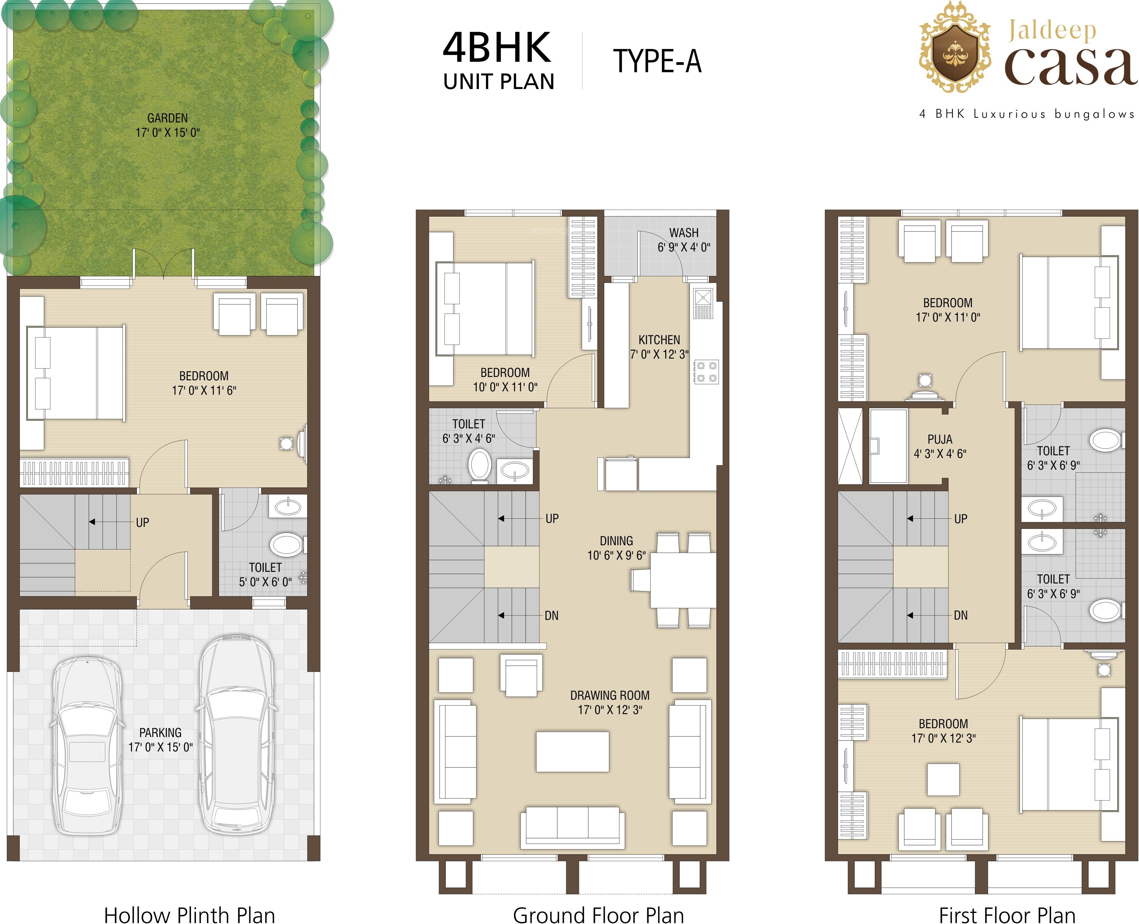 Shree radha jaldeep casa in bopal ahmedabad price for Casa floor