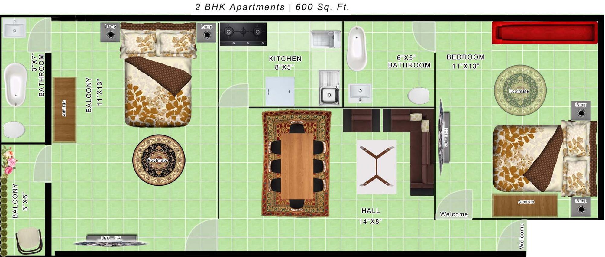Habitech habitech apartments in sector 14 dwarka delhi for 12th floor apartments odessa
