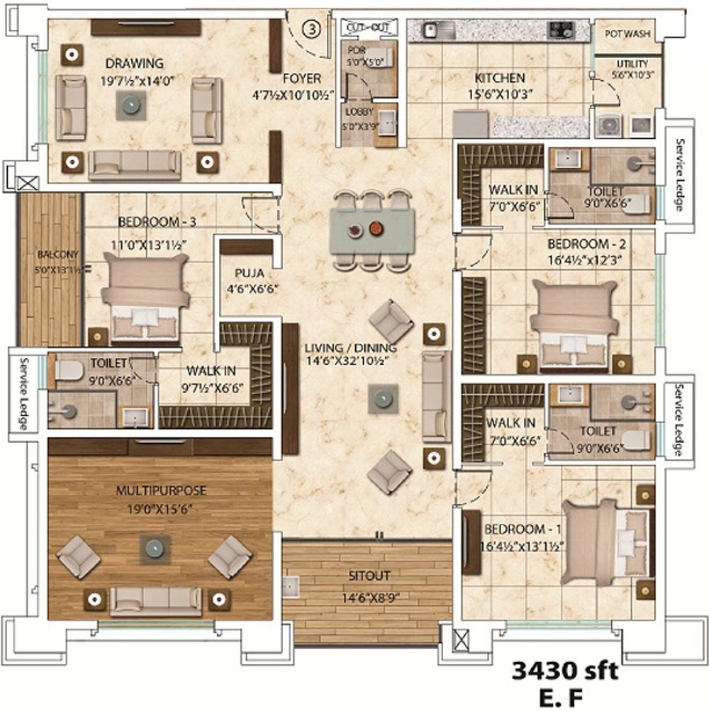 bhooja floor plan floor plan 1465838?width=1336&height=768 my bhooja by my home in madhapur, hyderabad price, location map,Floor Plans For My Home