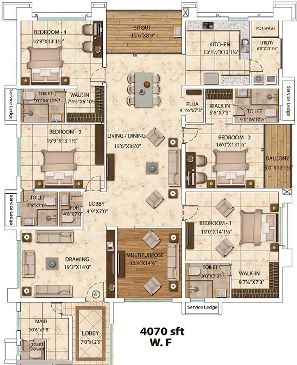 bhooja floor plan floor plan 1593304 my bhooja by my home in madhapur, hyderabad price, location map,Floor Plans For My Home