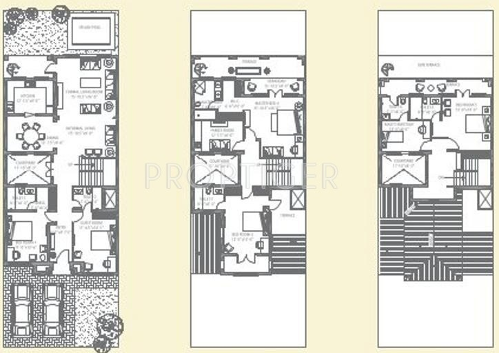 Mgf the vilas in sector 25 gurgaon price location map for 3500 sq ft home plans