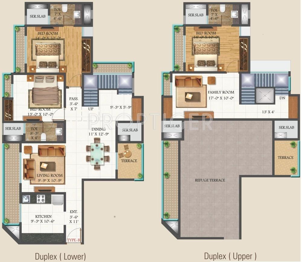 Harmony Sky Suites In Thane West Mumbai Price Location
