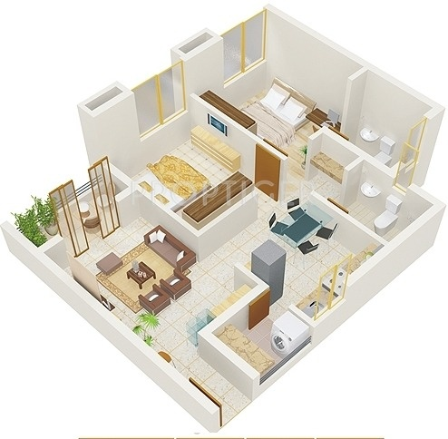 Amanora trendy homes in hadapsar pune price location 850 sq ft