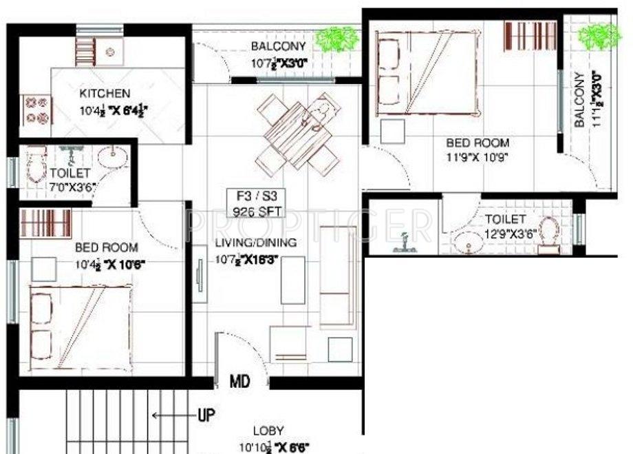 Perambur Apartments For Sale Chennai
