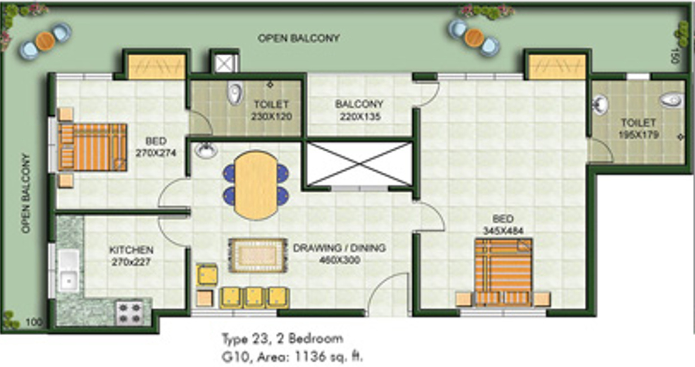 Galaxy emerald in elamkulam kochi price location map for Emerald homes floor plans