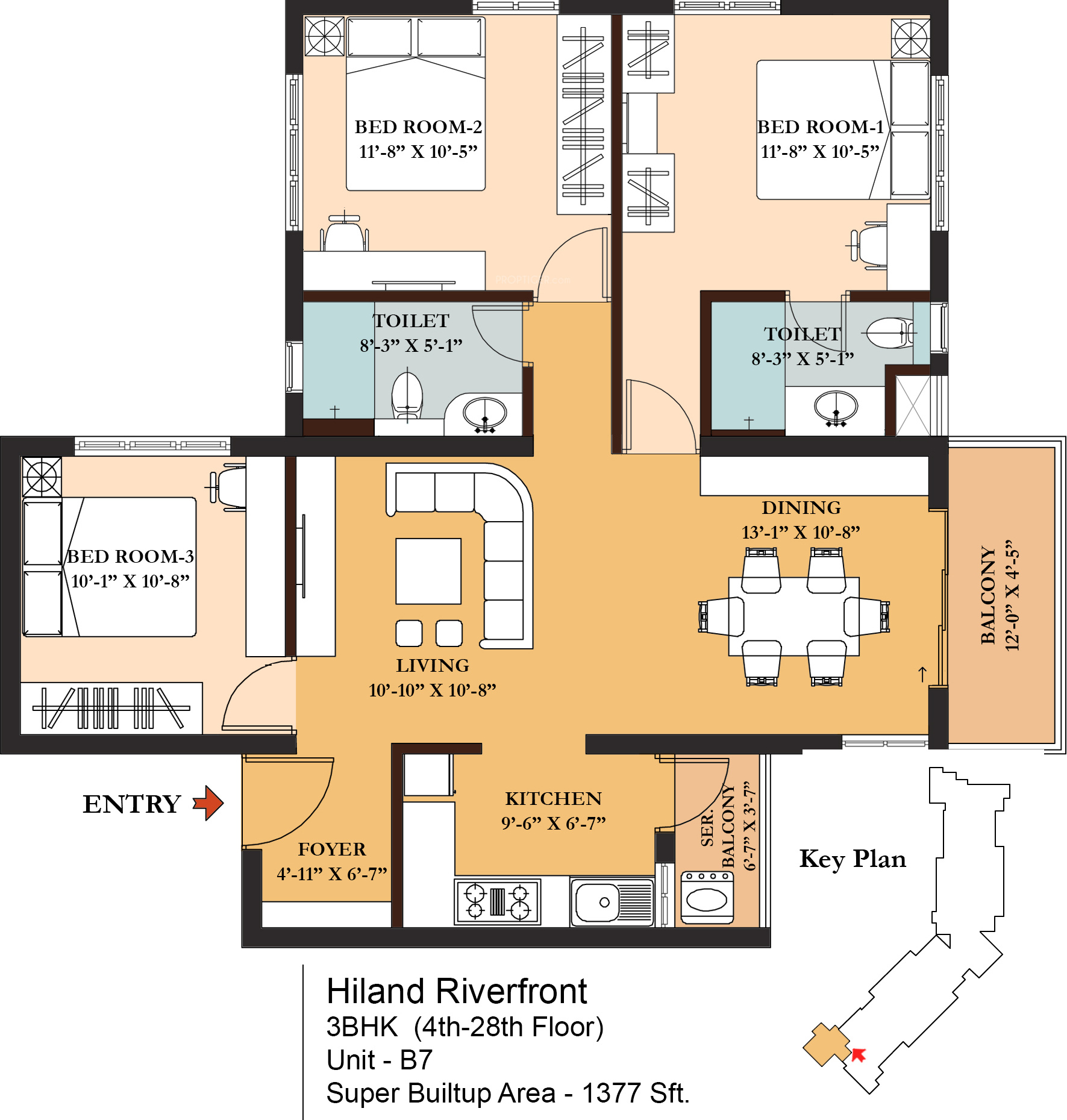 10 by 10 room floor plan preferred home design for Riverfront home plans