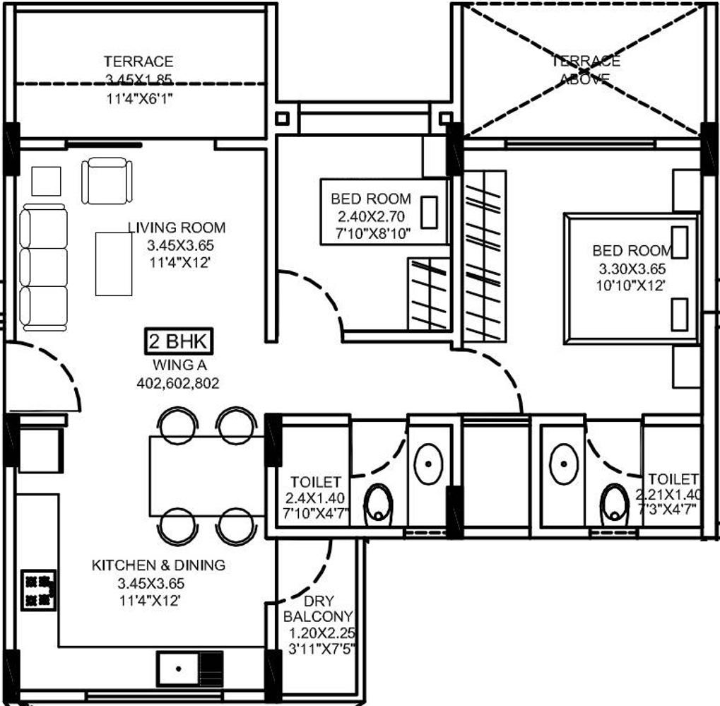 Bu housing floor plans for Floor plans boston college