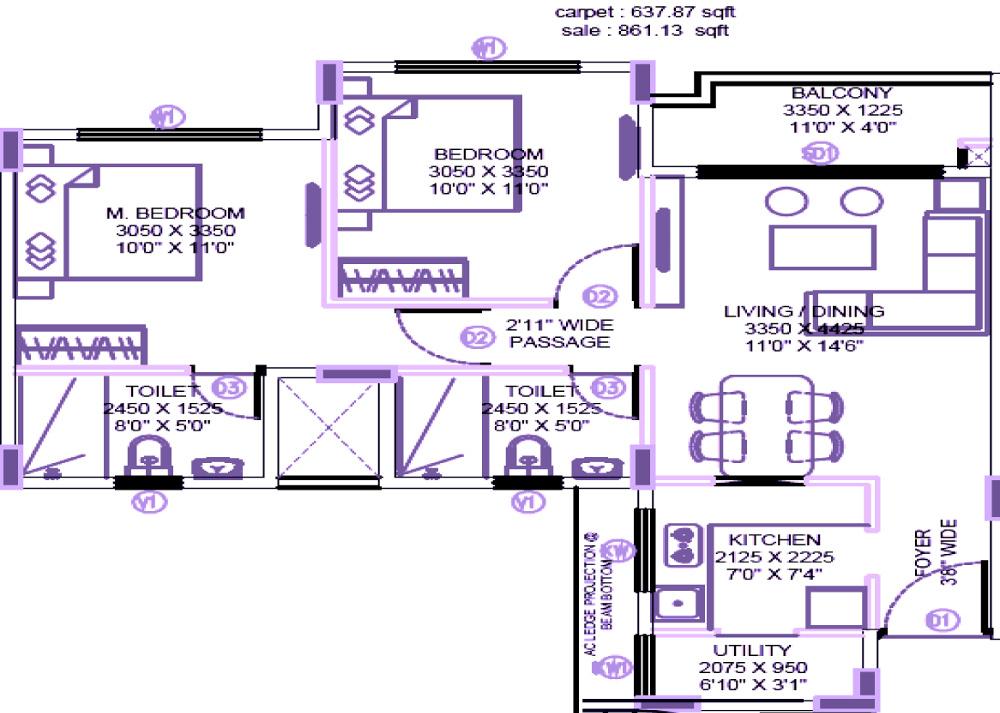 Pegasus megapolis smart home iv in hinjewadi pune price for Smart home floor plans