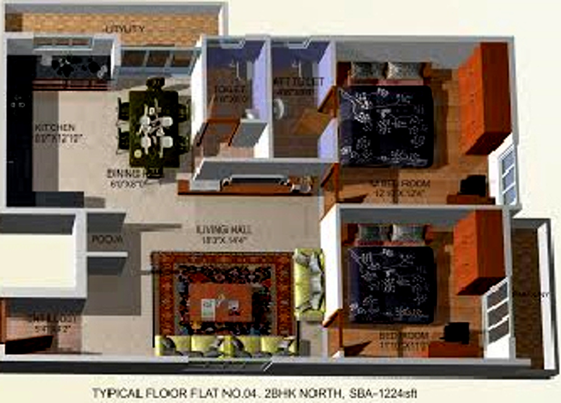 Akshaya classic homes in jp nagar phase 7 bangalore for Classic homes reviews