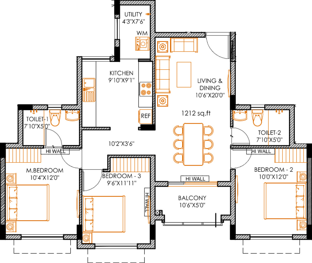 Xs floor plan xs barcelona in navallur chennai price for 100 floors floor 75