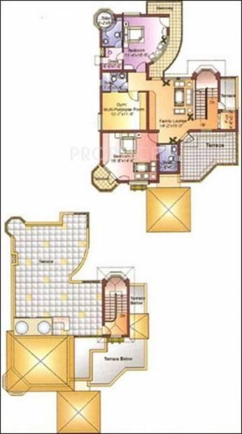 Ansal Florence Elite (4BHK+4T (4,398 sq ft) + Servant Room 4398 sq ft)