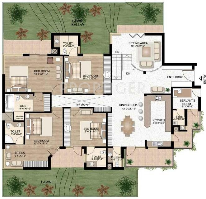 Raheja atlantis floor plan best free home design for Atlantis homes floor plans