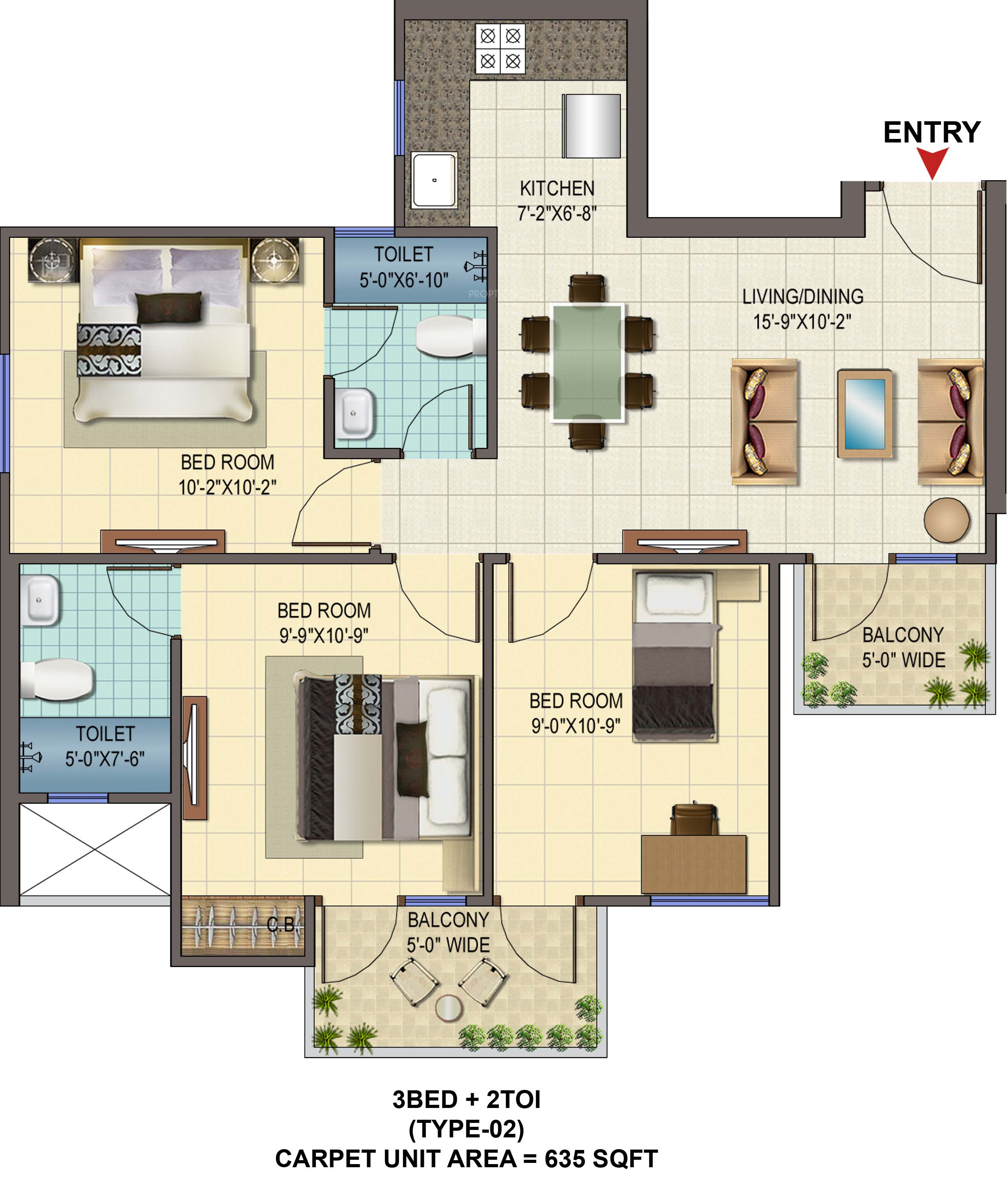 Signature orchard avenue in sector 93 gurgaon price for Landcraft homes floor plans