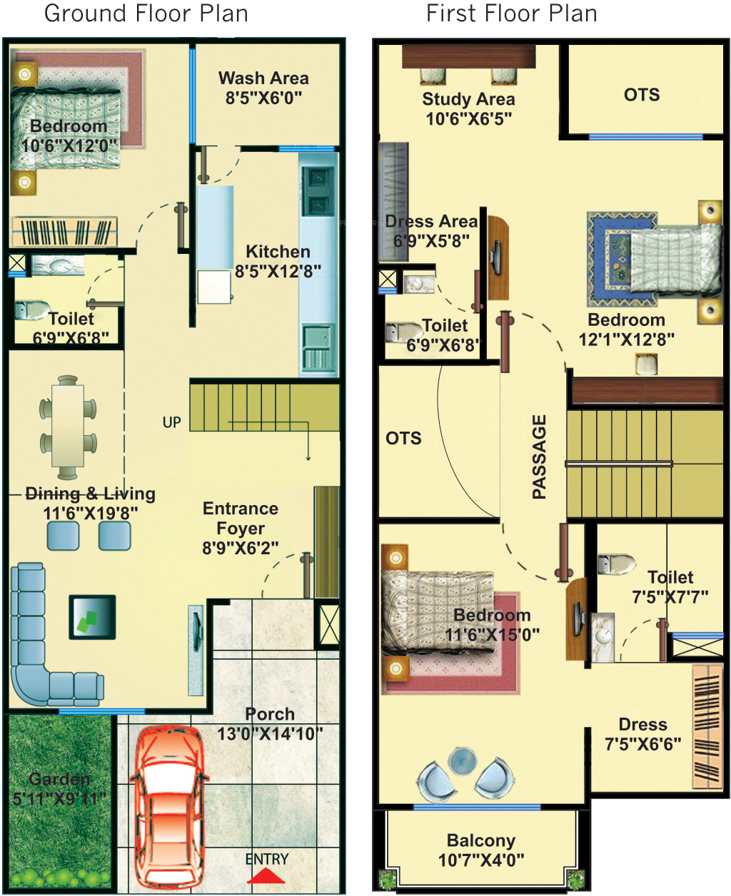 Nm London Villas In Super Corridor Indore Price