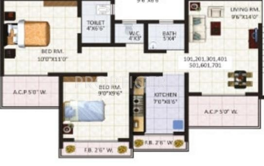 675 sq ft 1 bhk 1t apartment for sale in jewel builders for 675 sq ft floor plan