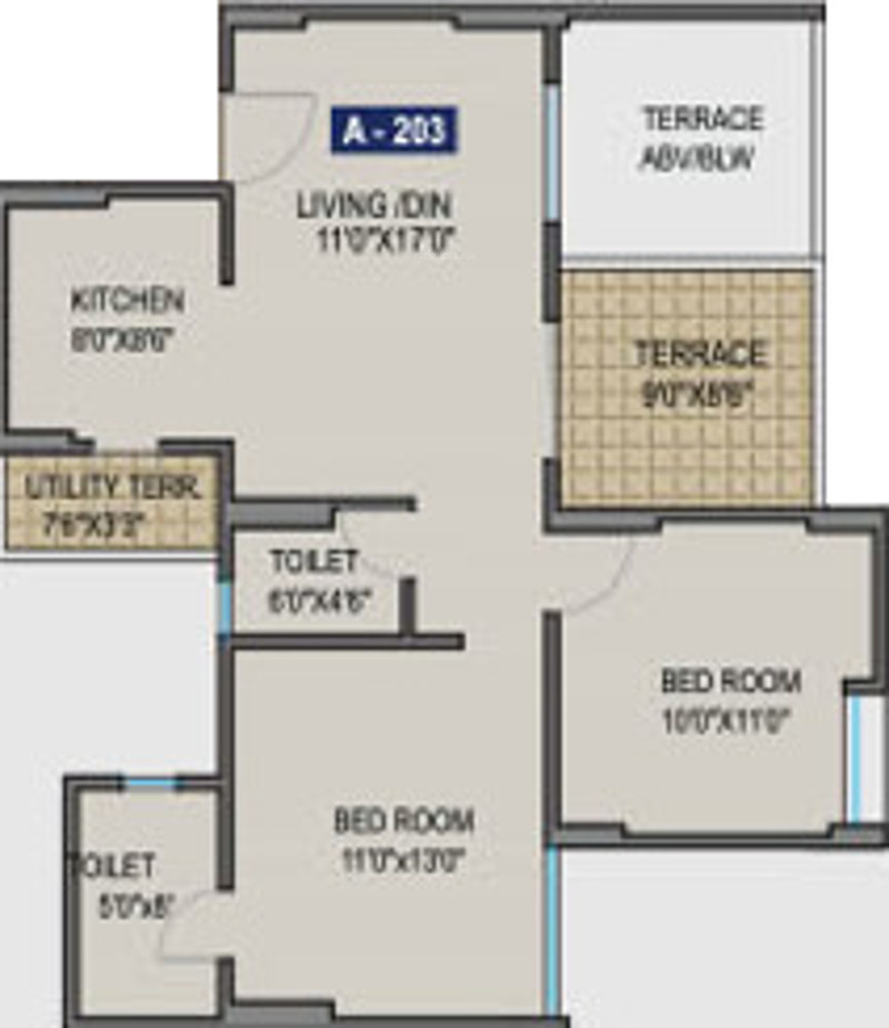 Gravity austin plaza in wakad pune price location map for 12th floor congress plaza