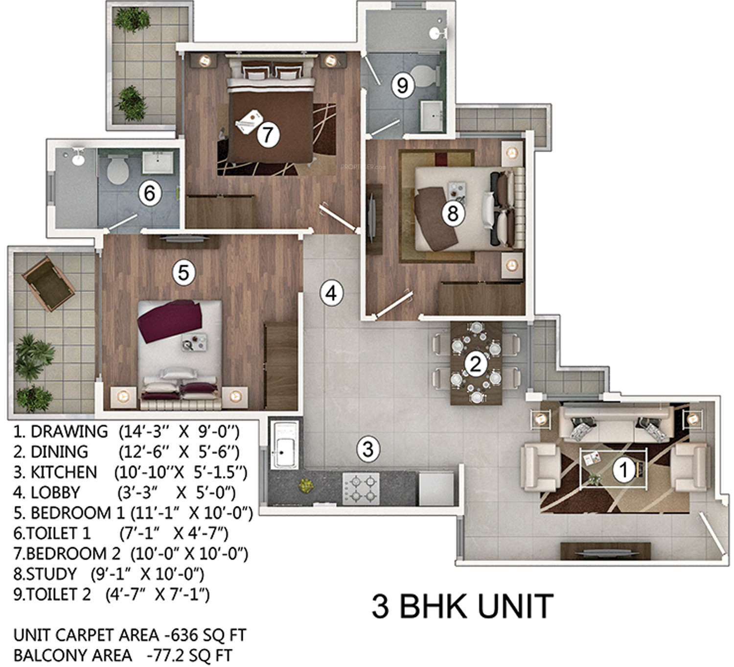 Pivotal Paradise In Sector 62 Gurgaon Price Location