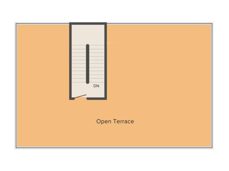 Modi Sterling Homes (3BHK+4T (2,377 sq ft)   Servant Room 2377 sq ft)