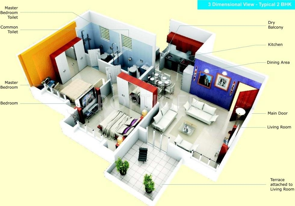 870 sq ft 2 bhk 2t apartment for sale in shagun developers