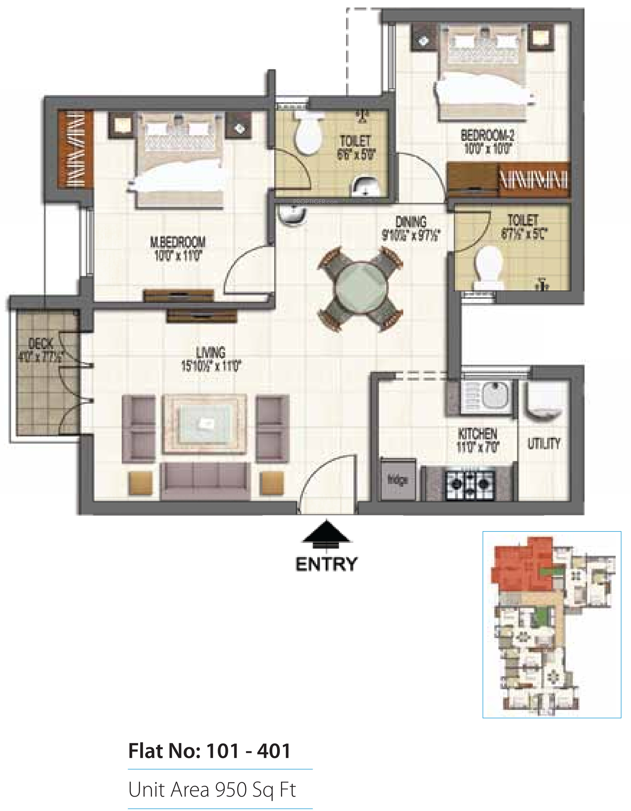 950 sq ft 2 bhk 2t apartment for sale in doshi housing for 950 sq ft