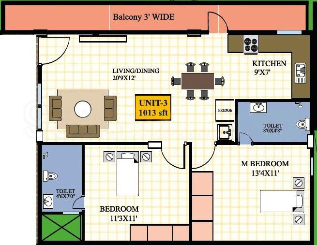 Shashwathi residency in gottigere bangalore price for X2 residency floor plan
