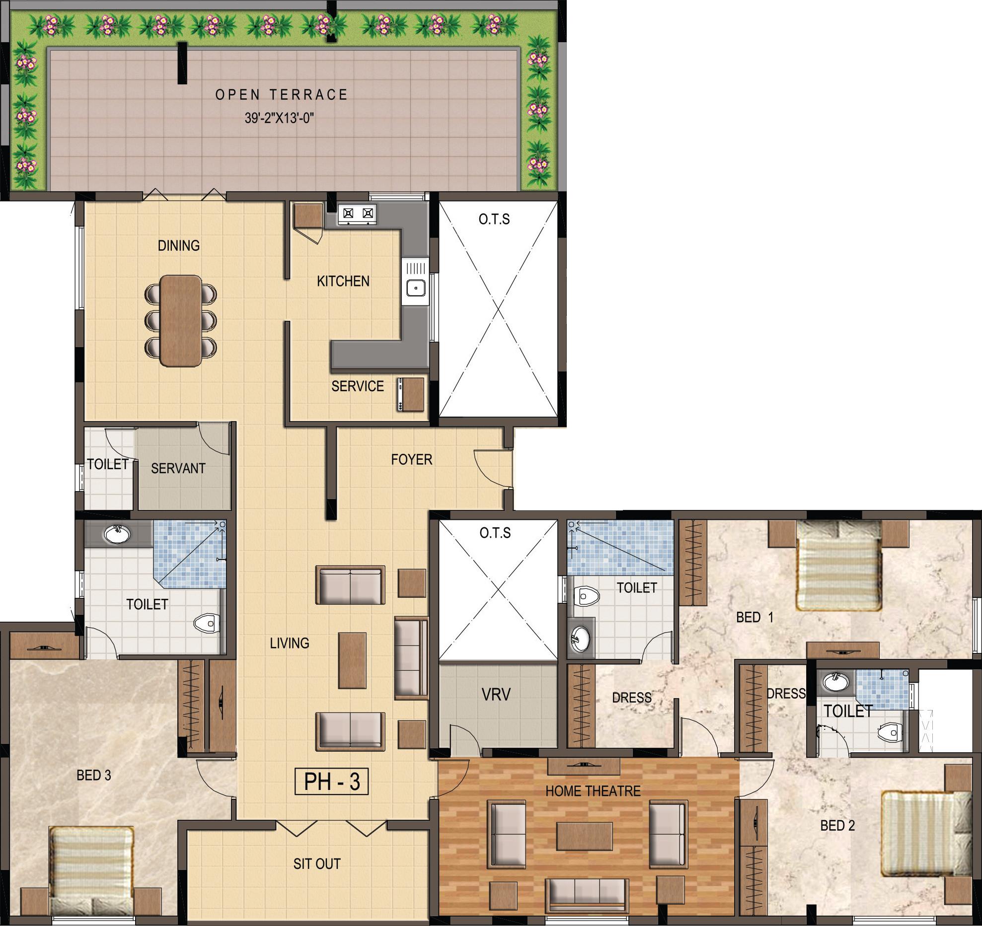 Allied marina 100 in navallur chennai price location for 100 floors 12th floor