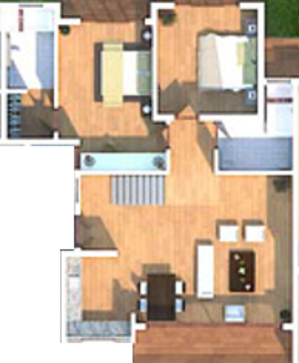 Grandview Pointe Apartments: Vianaar El Reino Apartments In Nerul, Goa