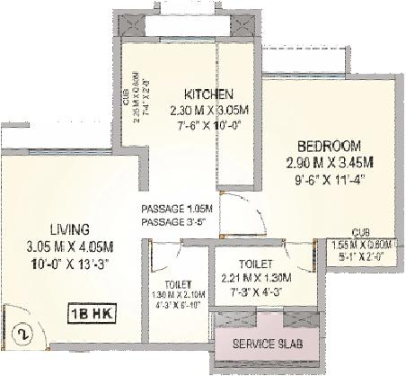 Puraniks rumah bali in thane west mumbai price location map more photos malvernweather Choice Image