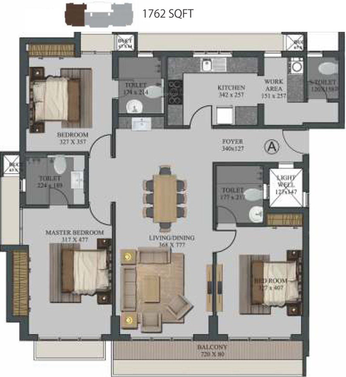 Malabar grand cedar in kowdiar trivandrum price location map floor plan reviews - Reasons may want switch upvc doors windows ...