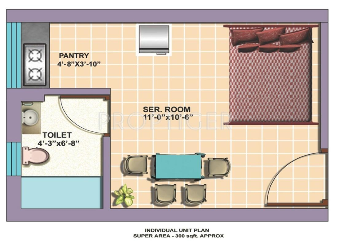 300 square feet apartment floor plan gurus floor for 300 sq ft home