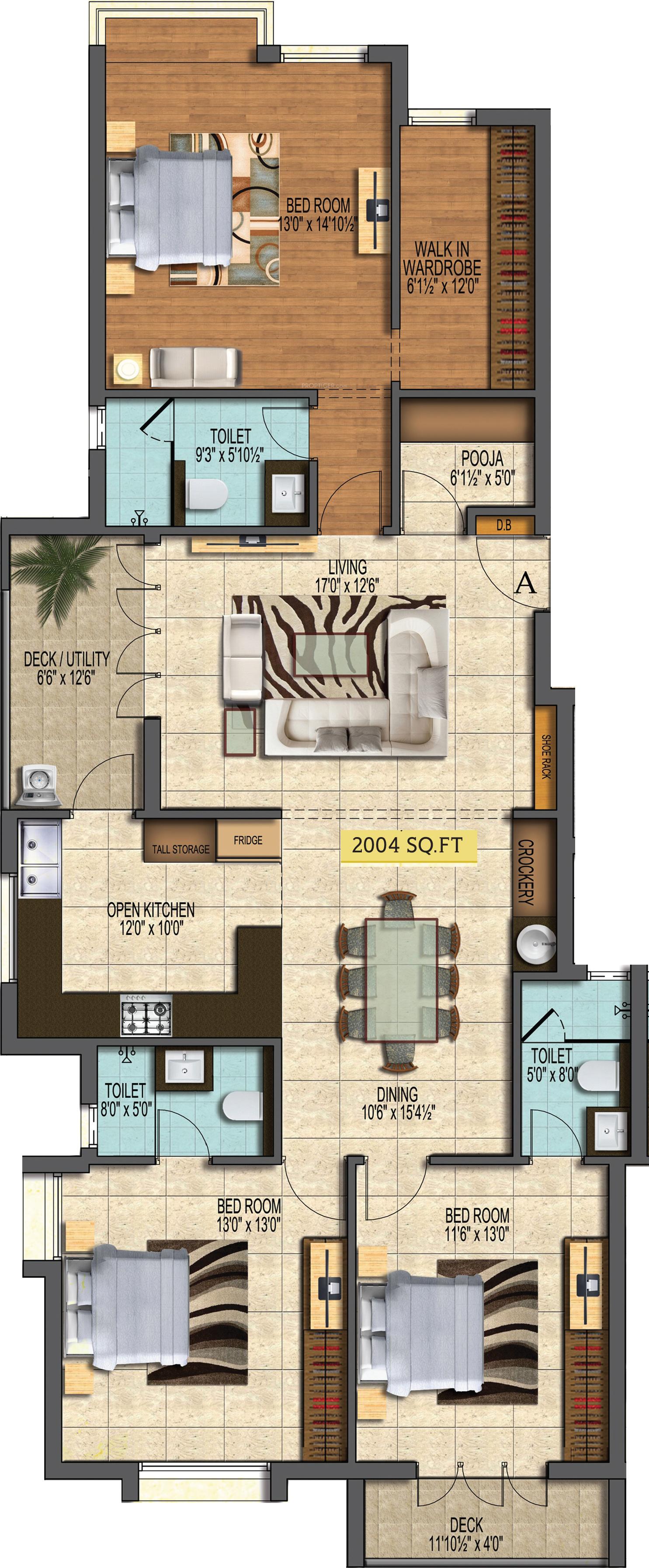 cool floor plan apartment. 1  Urban Tree Awesome in Thiruvanmiyur Chennai Price Location Map