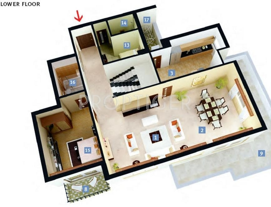 Dlf New Town Heights Floor Plan Remarkable Houses Interior Design