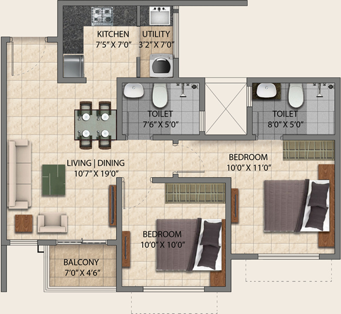 Provident park square in talaghattapura bangalore price location map floor plan reviews for Swimming pool square footage calculator
