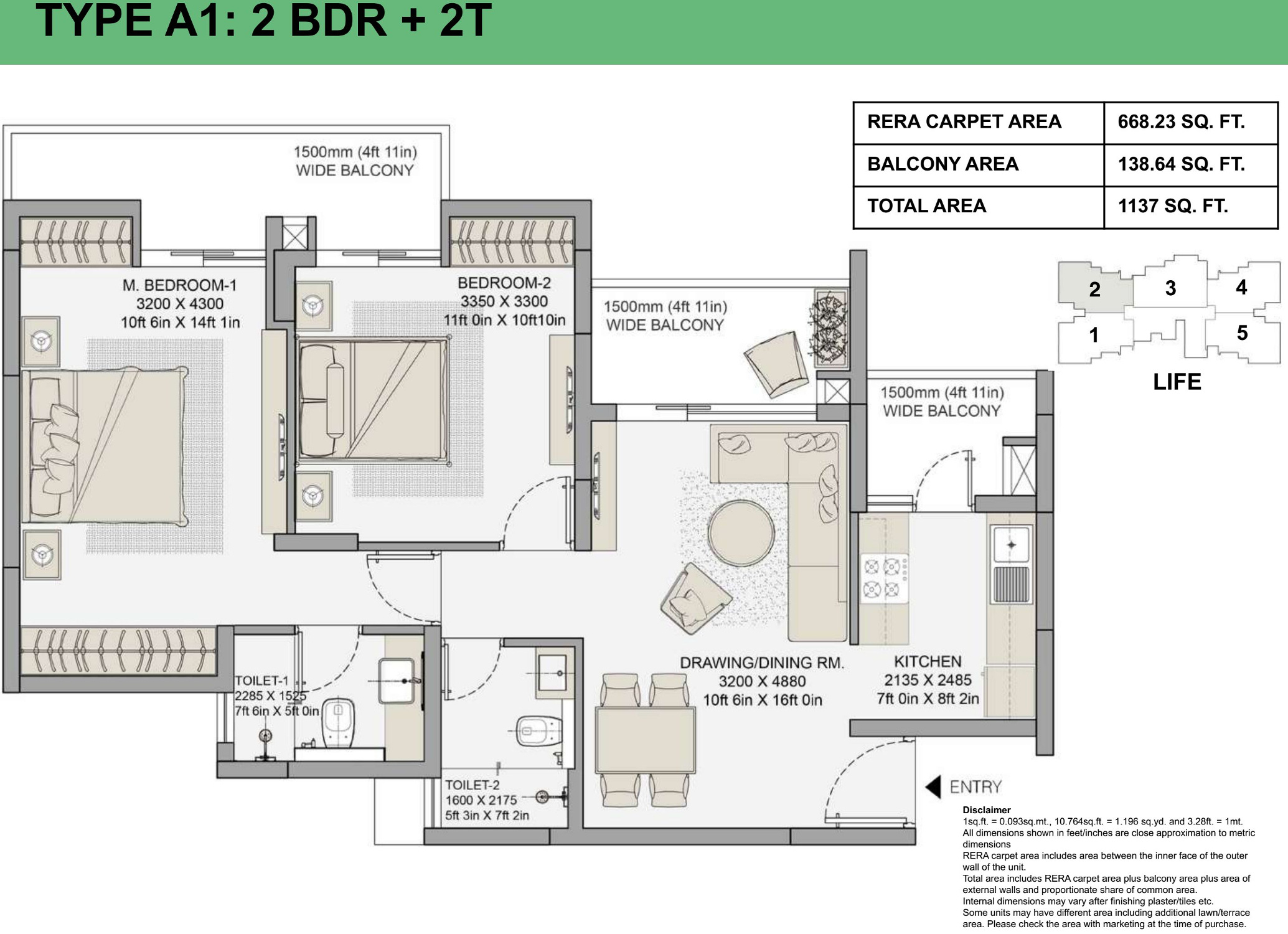 Eldeco Live By The Greens in Sector 150 Noida Price Location Map – How Do I Get A Site Plan