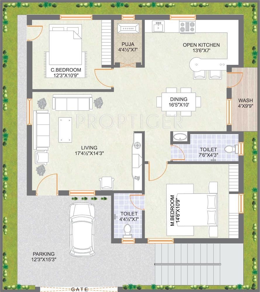 Master bedroom position south facing houses vastu plan 2 - West Facing House Vastu Plan Further 800 Sq Ft House Plans Besides West Facing House